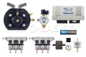 LPG TECH 326 OBD / KME GOLD GT / HANA BLUE