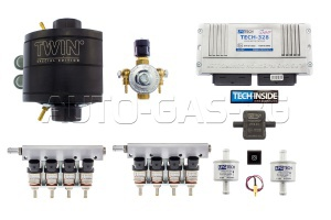 LPG TECH 328 OBD / KME TWIN FARO / HANA GOLD
