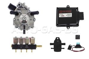 REAGAS - MP48 4 цил. / SHARK 1200 / VALTEK