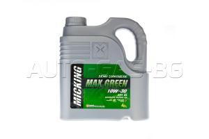 MICKING 10W30 MAX GREEN 4L.