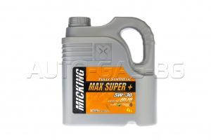 MICKING 5W30 MAX SUPER+ 4L.
