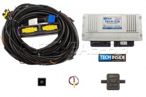 LPG TECH 326 OBD 6 CYL.