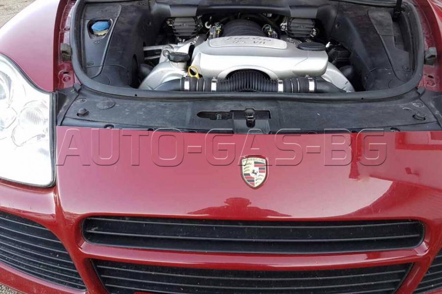 cayenne 4.5 turbo