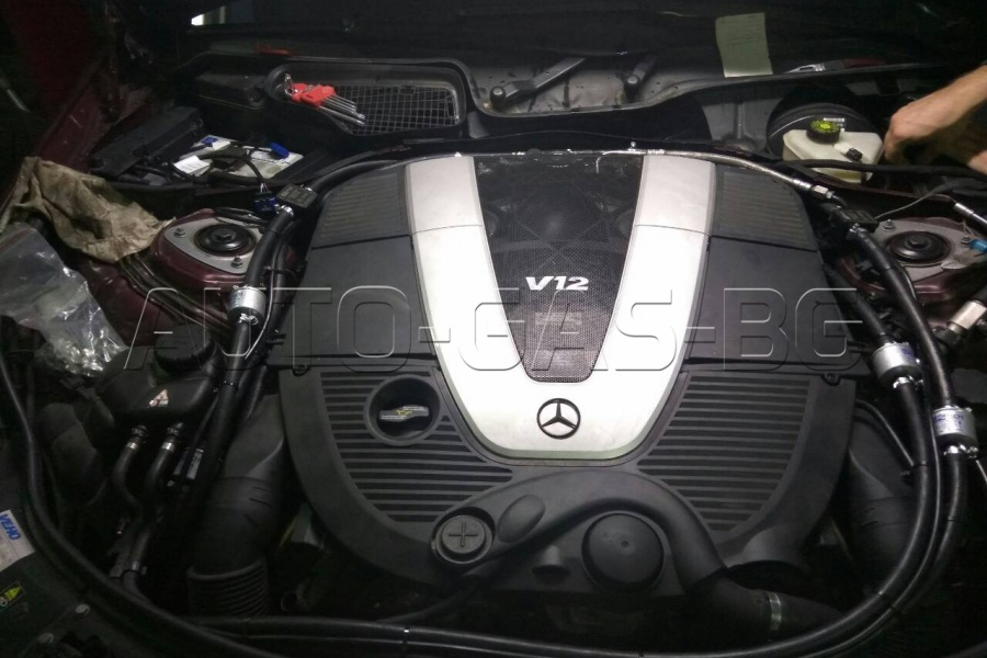 S 600 V12 BI TURBO