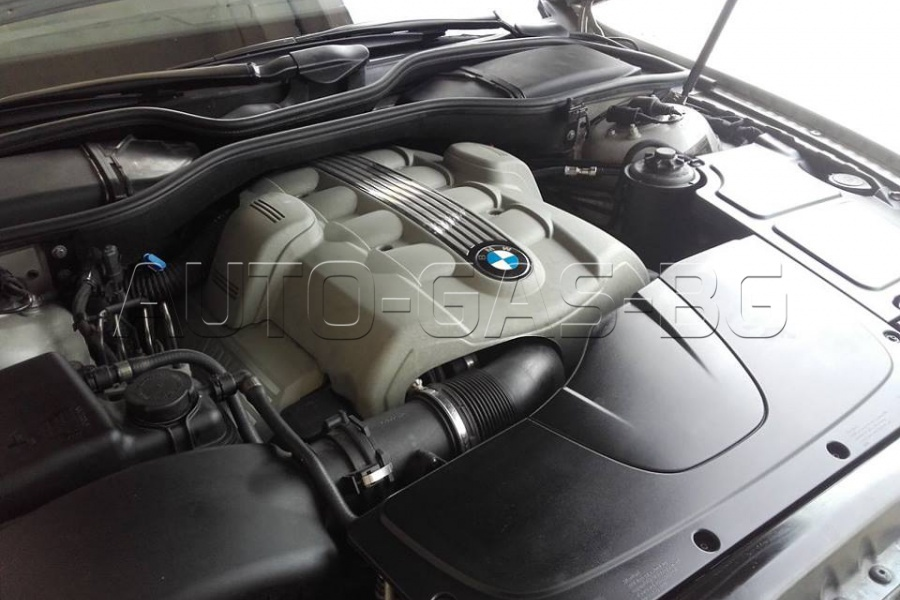 BMW E65 745i Valvetronic