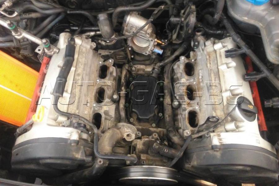 Audi A4 3,0 V6 Quattro 220PS