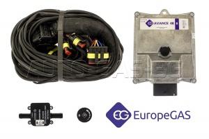 EUROPEGAS AVANCE 48.6 RGB - 6 CYL.