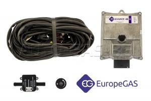 EUROPEGAS AVANCE 48.8 RGB - 8 CYL.