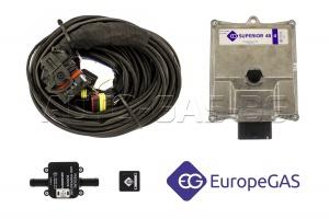 EUROPEGAS SUPERIOR 48.4 - 4 CYL.
